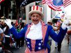 Israel?s Friends: Evangelical Christians from the U.S. participate in Sukkot festivities in Jerusalem.