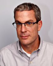 Jeffrey Cohan, executive director of Jewish Veg
