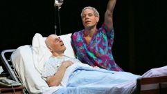"""""""Angels In America"""" at the National Theatre of London"""