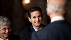Sen. Brian Schatz of Hawaii
