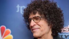 Howard Stern on March 2, 2015 in Newark, New Jersey.