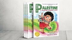 """The children's book """"P is for Palestine"""" stoked controversy because of its entry """"I is for Intifada."""""""