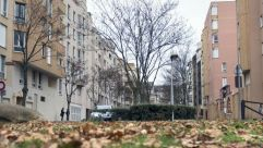 A Jewish couple in this suburban Paris neighborhood was targeted in a violent home invasion robbery and rape.