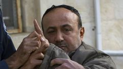 Marwan Barghouti is leading the Palestinian hunger strike in Israeli prisons.
