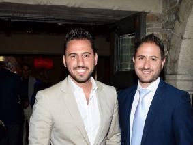 Matt Altman (right) and brother Josh Altman (left).