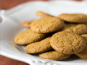 These delicious honey cookies can be enjoyed long after Rosh Hashanah.