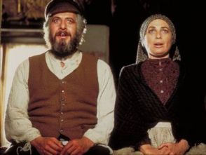Tevye and Golde in Fiddler on the Roof.