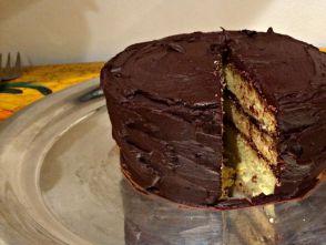 Gomez Family Cake