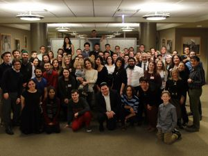 Jewish students as DePaul University
