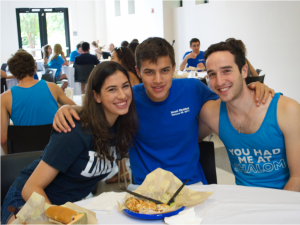 Jewish students at Duke University