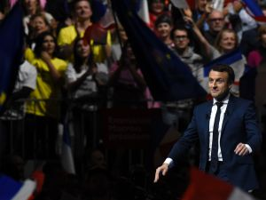 French President Macron: Anti-Zionism Is Form Of Anti-Semitism – Forward