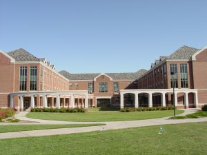 The Esther L. Kauffman Academic Residential Center at the University of Nebraska-Lincoln.