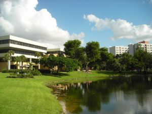 Florida International University campus