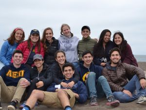 Freshman Fellows at UC Berkeley.