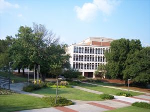 Georgia Tech campus