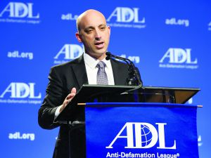Israel Matters Too: ADL National Director Jonathan Greenblatt terms 'repellent' the reference to Israeli actions as 'genocide.'
