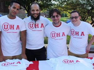 Jewish students at the University of Hartford