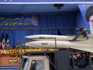Iran missiles