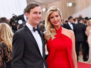 Trump and the Jewish-son-in-law paradox.