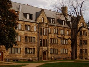 Leonard Hall at Kenyon College