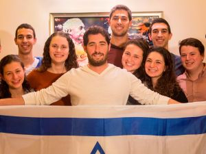 Jewish students at Princeton University.