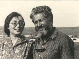 Maria and Vladimir Slepak