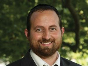 New Jersey Rabbi Menachem Chinn was arrested for allegedly sexually assaulting a 12-year-old boy in 2012.