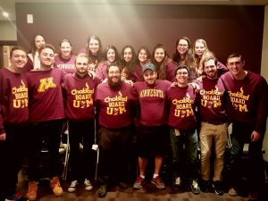 Jewish students at the University of Minnesota