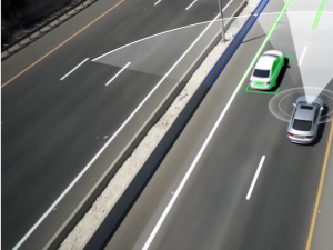 A promotional video for Mobileye, the Israeli self-driving car company.