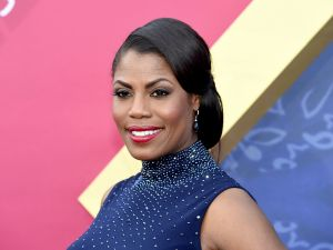 White House aide and former Apprentice contestant Omarosa Manigault.