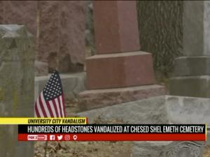 Repairs begin at St. Louis cemetery