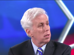 Fired CNN commentator Jeffrey Lord.