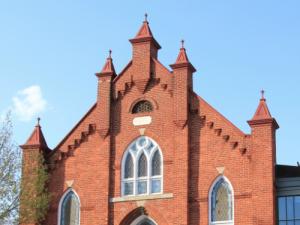 Congregation Beth Israel in Charlottesville, Virginia
