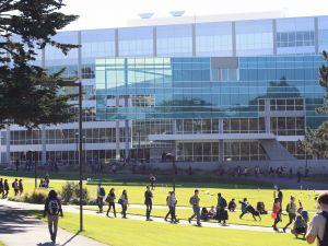 San Francisco State campus