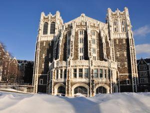 Shepard Hall at CCNY