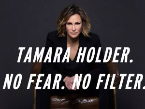 Former Fox News Channel contributor Tamara Holder.