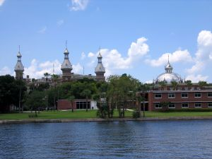 University of Tampa campus