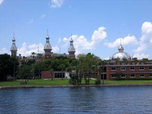 University of Tampa campus