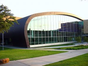 The Recreations Center at Texas Christian University