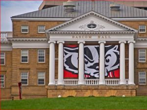Bascom Hall at the University of Wisconsin-Madison.
