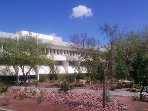 UNLV  campus