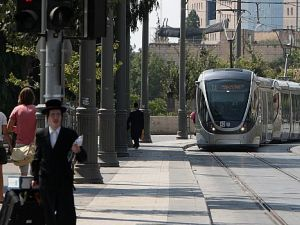 Palestinian Charged With Murder In Jerusalem Light Rail Stabbing ...