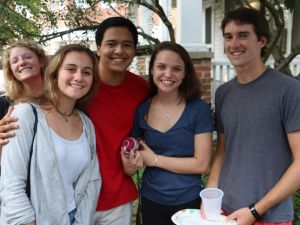 Jewish students at the College of William & Mary
