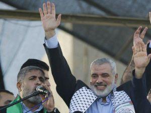 Hamas leader Ismail Haniyeh.