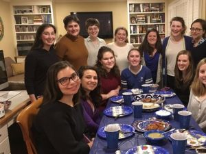 Jewish students at Wellesley College