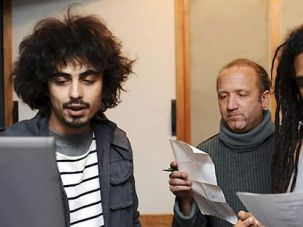 ?Children of Liberty? send a message: Musicians in Israel record a song of support for Egyptians (below) who protested in Cairo. ?Our hearts beat with you in the square,? the Israelis sang.