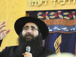 Pinto: Rabbi Yoshiyahu Yosef Pinto, a well-connected Israeli rabbi, is accused in a deposition of financial wrongdoing.