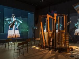 Time Transfixed: William Kentridge?s installation ?The Refusal of Time? was first displayed at the 2012 Documenta art exhibition in Kassel, Germany.