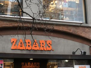 A man shot himself inside Zabar's on June 14.