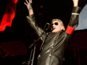 The Red and the Black: Former Floyd front man Roger Waters has used fascistic imagery in his stage shows.